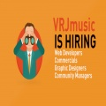 Job Opportunity: Web Developers, Commercial, Community Managers & Graphic Designers Full time Web (M / F) - VRJmusic